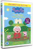 Peppa Pig: The Queen - A Royal Compilation (UK IMPORT) DVD [REGION 2] NEW