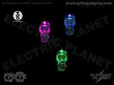 Band 3D poupee japonaise couleur changeante led mobile-lumière alimenté par batterie