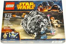 LEGO Star Wars 75040 General Grievous' Wheel Bike Obi Wan Kenobi