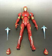 Marvel Legends Captian American 3 Civil War Iron Man Mark 46 Loose Action Figure