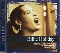 Billie Holiday - Collections (2008 CD) Sony/BMG (New)