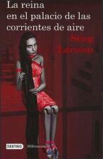 La Reina en el Palacio de las Corrientes de Aire by Stieg Larsson (2011,...