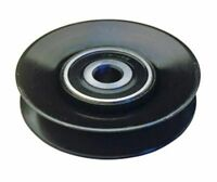 AIR CONDITIONER IDLER PULLEY - TOYOTA LANDCRUISER HZJ70 HZJ73 HZJ75 4.2L 1HZ