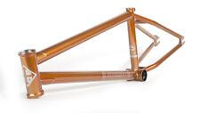 Fit Bike Co ( WIFI V2 ) Frame (Copper) 20.5in Top Tube BMX Bike Frame*USA MADE