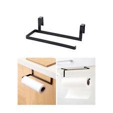 2x Bathroom Punch Free Tissue Storage Rack Paper Roll Holder Organizer for Store