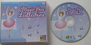ABC FOR KIDS...BABY MUSIC BOX LULLABIES...14 TRACK MUSIC CD