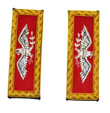 American Civil War Union Artillery Colonel Insignia Shoulder Boards 10 x 3.5