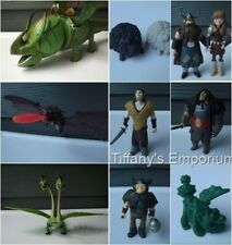 How to Train Your Dragon 2  Action Figures You Choose