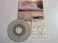 MIKE KENEALLY WOODEN SMOKE PROMO ADVANCE 2001 EXOWAX CD FRANK ZAPPA GUITARIST