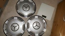 Original Mercedes Benz Radkappe 15 Zoll Teile Nr. 1244011424