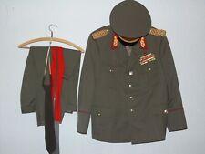 Generalmajor NVA General Dienstuniform LaSK DDR SED KVP ORIGINAL