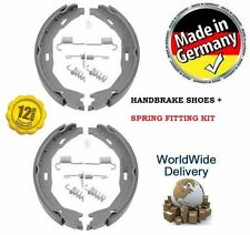 FOR MERCEDES C CLASS W204 S204 2007-->ON HAND BRAKE SHOES AND FITTING KIT