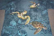 Turtles Extinction Is Forever San Francisco T-Shirt Adult Large