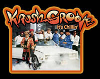 80's Def Jam Classic Krush Groove Poster Art custom tee Any Size Any Color