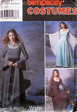 Womens Renaissance pattern Medievel sz 6-12 costume