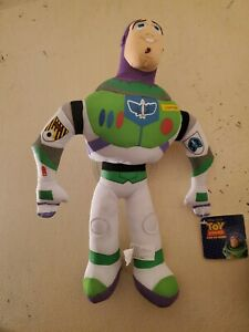 BUZZ LIGHTYEAR - Toy Story and Beyond Disney toy factory plush