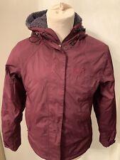 Womens Smart Jack Wolfskin Texapore Coat/Jacket *UK Size 12/14*