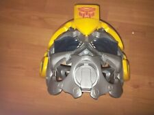Hasbro 2008 Transformer Bumblebee Yellow Electronic Voice Changing Helmet