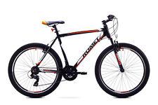 26 Zoll Mountainbike Alurahmen 21 Gang Shimano Kettenschaltung MTB orange