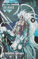 MAGI 18 - STARLIGHT 259 - Star Comics - NUOVO