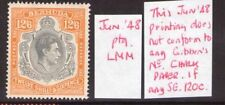 Precancel Royalty British Colony & Territory Stamps