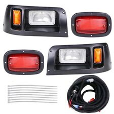 Golf Cart LED Light Kit ABS Plastic For Club Car DS Models from 1998 Outdoor Spo