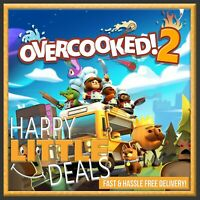 Overcooked 2 PC STEAM GAME GLOBAL (NO CD/DVD!) Fast Delivery!