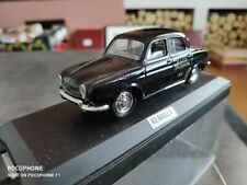 1/43 SOLIDO RENAULT DAUPHINE R.A.T.P. EXPLOITATION RATP  MIB