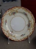 4 NORITAKE china ORADELL #588 pattern Bread & Butter Plates - 6-3/8""