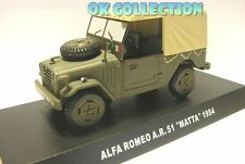 "1:43 Carabinieri / Police - ALFA ROMEO AR 51 ""MATTA"" - 1954 _ (42)"