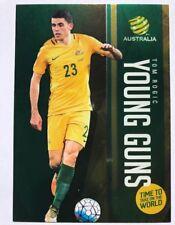 2017/18 FFA A-League Trading Cards - Tom Rogic (Young Guns YG-02)