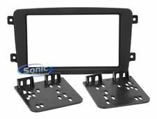 Metra 95-8722B Double DIN Install Dash Kit for Select 2001-04 Mercedes Benz