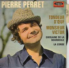 PIERRE PERRET MONSIEUR VICTOR FRENCH ORIG EP JEAN CLAUDRIC