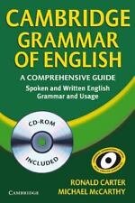 Cambridge Grammar Of English Paperback With Cd-Rom: A Comprehensive Guide: By...