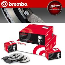 BREMBO FRONT Brake Discs and Brake Pads BMW 3 E46 320d 100 kW ORIGINAL