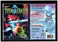 Bubblegum Crash - Total Crash Collection (Brand New Anime DVD, 2001)