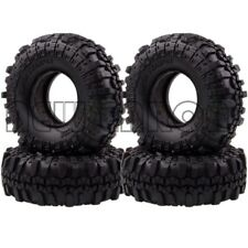 "4x 1.9"" Super Swamper Rocks Tyre Tires 7035 For RC 1/10 Climbing Rock Crawler"