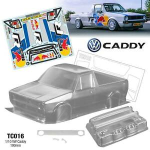 TC016 VW Caddy 190mm tamiya TT01 TT02