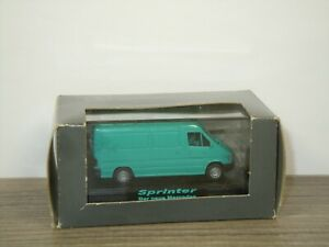 Mercedes Sprinter - Wiking 1:87 in Box *43682