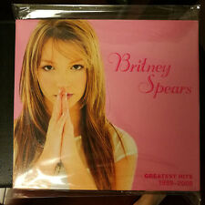 Britney Spears Greatest Hits 7CDS+1DVD BOXSET LIMITED EDITION RARE SEALED NEW