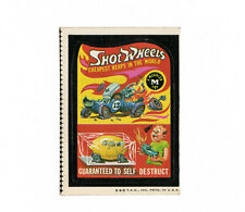 1973 Wacky Packages Shot Wheels Series 5