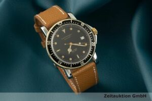 Girard Perregaux Sea Hawk Stahl / Gold Automatik Herrenuhr Ref. 7100 VP: 12900 €