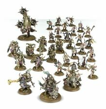 Warhammer 40k Dark Imperium+Know no Fear Death Guard multilisting