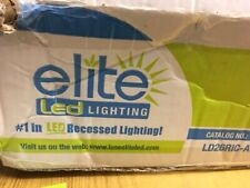 Elite IC Shallow Housing use w/Triac Dimmable LED Mod Lighting Component bx of 6