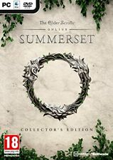 The Elder Scrolls online Summerset Collector's Edition PC Bethesda
