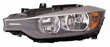 for 2013 - 2015 driver side BMW 328i xDrive Front Headlight Assembly Replacement