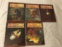 Warhammer FANTASY (ESPAÑOL) 2ª Edicion, el Juego de rol. Pack de 10 suplementos