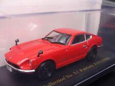 Nissan Fairlady Z432 1969 1/43 Scale Box Mini Car Display Diecast vol 5