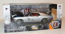 M2 MACHINES 1:24 CHASE 1970 FORD MUSTANG BOSS 429  *500 PIECES WORLDWIDE*