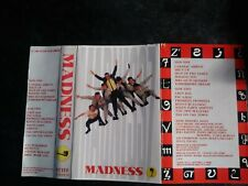 Madness 7 Album Original 1981 Cassette Tape
